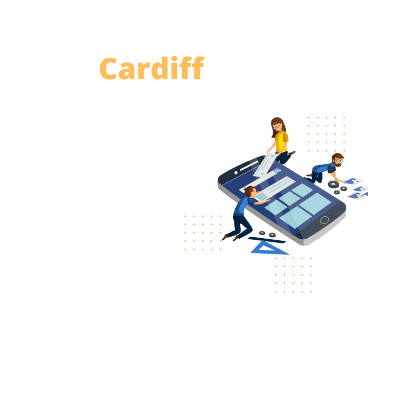 mobile app company in Cardiff