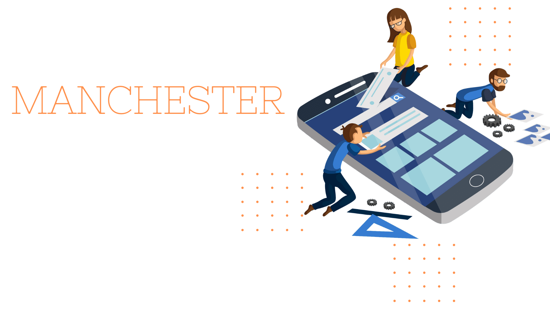 mobile app company in Manchester