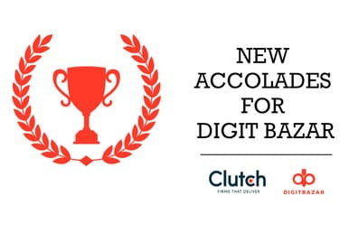 New Accolades for Digit Bazar!